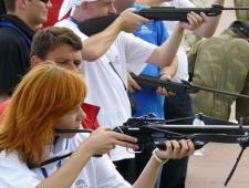 Аренда тира в Москве