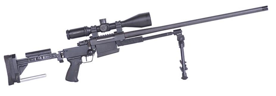 Снайперская винтовка Zastava M07
