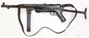 пистолет-пулемет МП-38