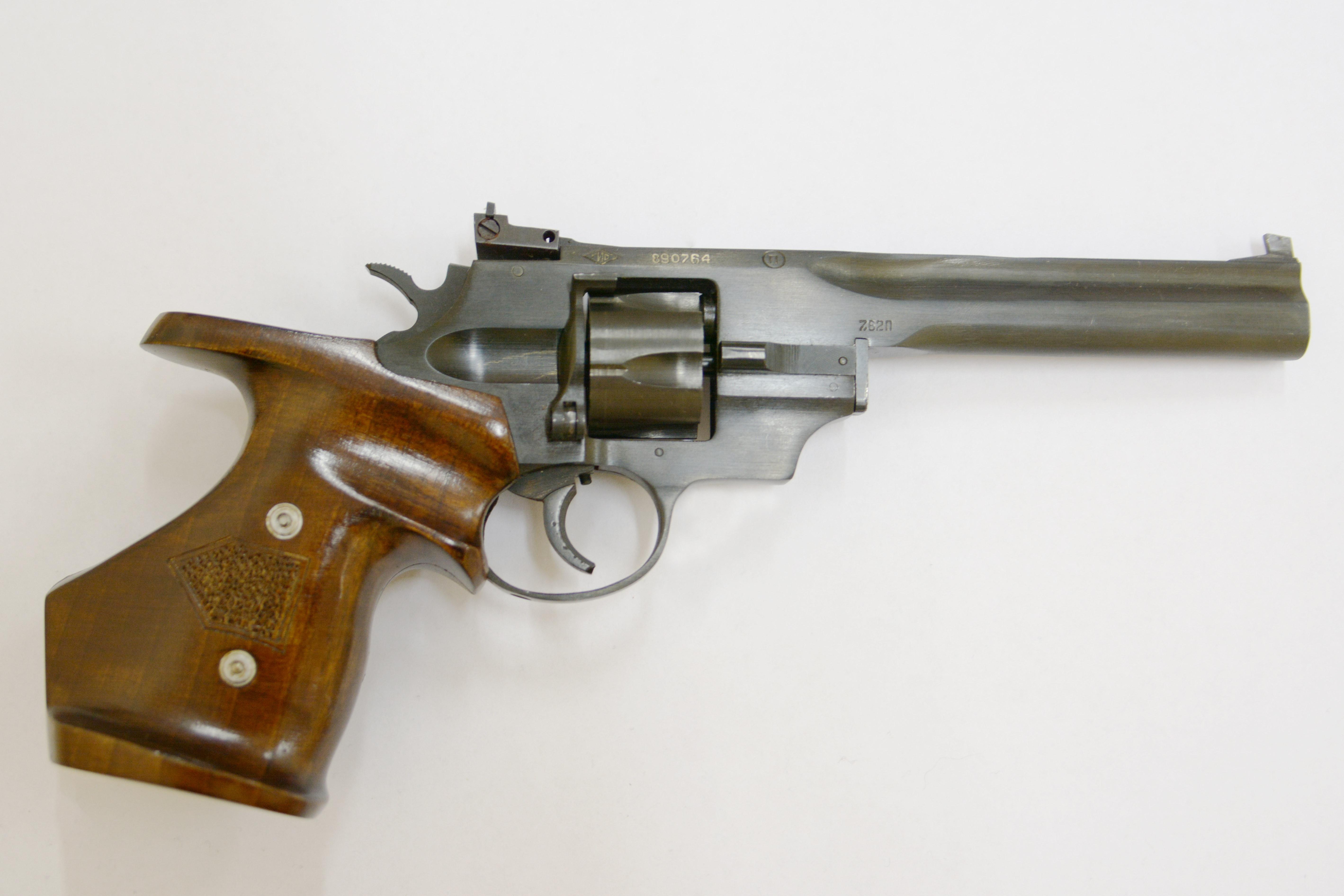 схема действия пистолет тт