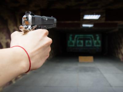 Симулятор стрельбы из оружия