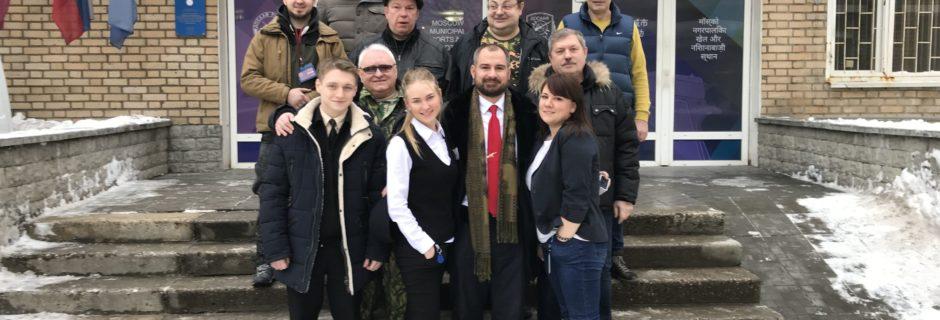 Максим Сурайкин в МГССК