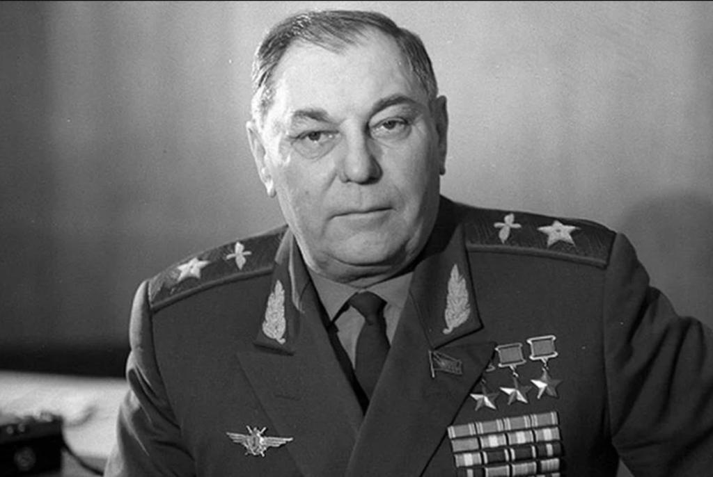 маршал авиации Покрышкин