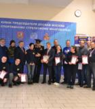 Кубок Председателя ДОСААФ 2021